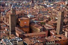 Bologna Towers - Bologna, Bologna - torre asinelli
