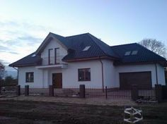 Projekt domu Benedykt