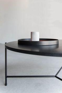 Granada Round Coffee Table