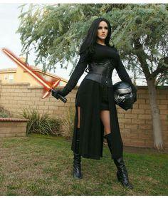 Kylo ren costume women