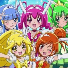 How Well Do You Know The Glitter Force?
