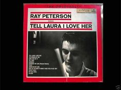 Ray Peterson - My Blue Angel (1959)