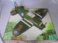 spitfire plane cakes - Google Search