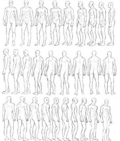 Drawing Body Poses, Body Reference Drawing, Human Reference, Drawing Reference Poses, Anatomy Reference, Anatomy Sketches, Anatomy Drawing, Anatomy Art, Figure Sketching