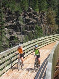 Mick Central Bike Tour | Bike The Mickelson Trail In South Dakota