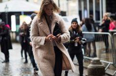 la chaqueta, por favor!