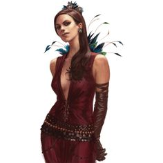 Ravenmarch Character Illustrations by Winona Nelson