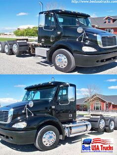 2007 #FREIGHTLINER CL11242S-COLUMBIA 112 HEAVY DUTY TRUCKS REVIEW