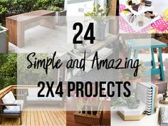 These projects are so easy to build! Easy DIY furniture projects and scrap wood project ideas. Check them out now! 2x4 Wood Projects, Wood Projects That Sell, Wood Projects For Beginners, Woodworking Projects That Sell, Learn Woodworking, Popular Woodworking, Custom Woodworking, Wood Crafts, Diy Projects