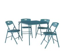 Folding Chairs These Cherry Finish Folding Chairs Would Go