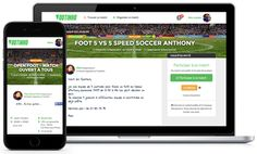 Footinho Screens Soccer Games, Screens, Organization, Canvases, Getting Organized, Organisation, Games Of Football, Tejidos, Window Screens