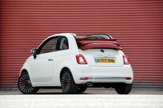 Fiat 500C Diesel Convertible 1.3