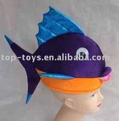 392c506eed39a sombrero de peces-Piezas Sombreros-Identificación del  producto 285978739-spanish.alibaba.com. SombrerosCarnaval
