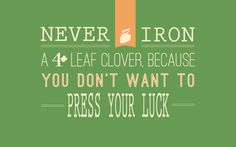 Great quote! Many other great St. Patrick's Day wallpapers on this site. Image belongs to Wallpaper Abyss by Alpha Coders.