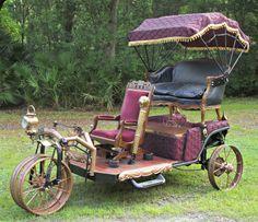 Randy and Heidi Icenogle's Victorian Chariot