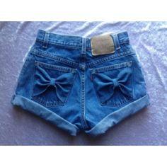 Cute Bow Shorts @Elizabeth Lockhart Lockhart Lockhart Scarbrough