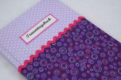 Traumtagebuch Kringel von Sweet Homemade Things by christina prinz auf DaWanda.com