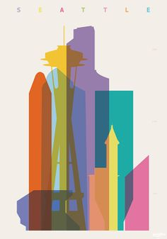 Shapes of Cities - Yoni Alter