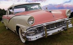Ford Fairlane, Classic Car, Ford
