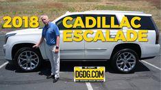 2018 Cadillac Escalade Platinum In Depth Review | DGDG.COM Cadillac Escalade, Van, Vans
