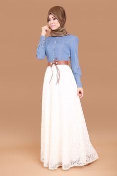 Abaya Fashion, Muslim Fashion, Fashion Dresses, Indian Skirt, Simple Gowns, Hijab Style, Islamic Clothing, Hijab Dress, Blouse And Skirt