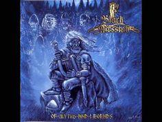 Black Messiah - Of Myths & Legends [Cd] Pagan Metal, Black Metal, Heavy Metal, Black Messiah, German Folk, Shops, Metal Bands, Old School, Vikings