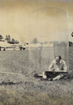 Hans Hollein architect - mobile office