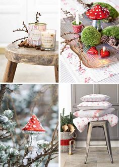 Christmas Decorations and Textiles - The Gorgeous New Greengate Collection Autumn Winter 2015