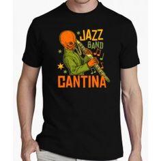 Camiseta Cantina Jazz Band
