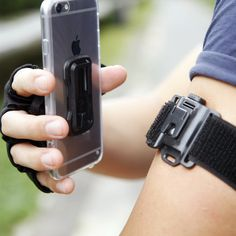 X01 Armband & Clip armband for running trainer gps map music app