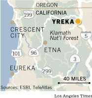 California: Yreka a gold mine of natural wonders - latimes.com