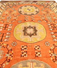 Five Things You Didn't Know about Samarkand Rugs