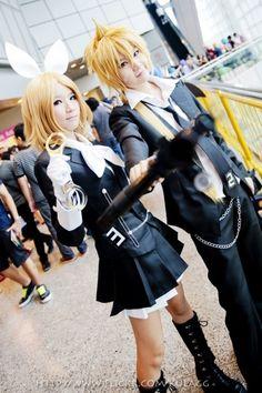 Len & Rin Kagamine - Vocaloid <3
