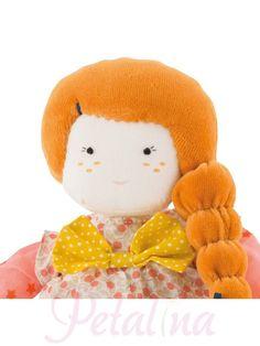 Moulin Roty Les Parisiennes Colette Doll Colette, Le Moulin, Hello Kitty, Barbie, Crochet Hats, Dolls, Cute, Blog, Knitting Hats