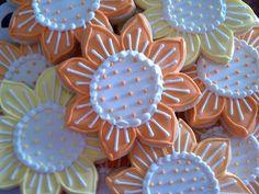 Flour Box Bakery — Bright, Sunny Sunflowers