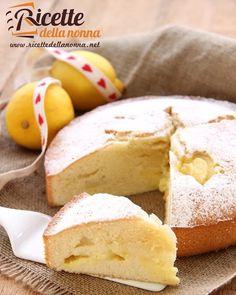 Torta sofficissima alla crema di limone  http://ift.tt/2cKbXZi  #tortasoffice…