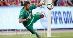 Berita Terkini: Kiko Casilla Siap Bersaing Perebutkan Posisi Kiper Utama Madrid -  http://www.football5star.com/liga-spanyol/real-madrid/berita-terkini-kiko-casilla-siap-bersaing-perebutkan-posisi-kiper-utama-madrid/78936/