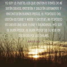 Juan 10.9-11 NTV