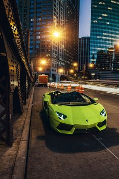 Lamborghini Aventador.  Car of the Day: 23 January 2016.