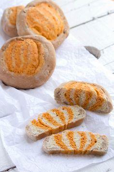 Trossets de cuina: Pa de Sant Jordi Saint George bread