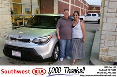https://flic.kr/p/LCgBDi | #HappyAnniversary to Jayna and your 2015 #Kia #Soul…