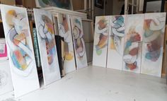 New works!  Moving Art