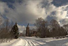 Церковь Рождества Пресвятой Богородицы в селе Гора Пневиц