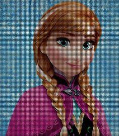Pin on Crochet graphghan Pixel Crochet Blanket, Baby Afghan Crochet, C2c Crochet, Crochet Blanket Patterns, Cross Stitch Patterns, Filet Crochet, Crochet Blankets, Disney Hama Beads Pattern, Hama Beads Patterns