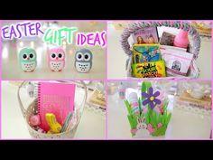 Easter basket ideas for kids youtube easter pinterest negle Images