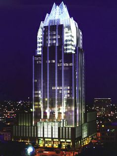 Frost Tower - Austin, Texas
