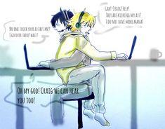 Hahahaha Craig x Tweek #relationshipgoals
