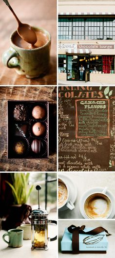 The French Broad Chocolate Lounge in Asheville, NC as seen by Kristin Teig, photographer