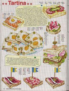 (1) Gallery.ru / Foto # 154 - Enciclopedia Italiana Frutas e verduras - natalytretyak