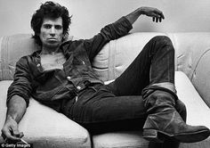KeithRichards | Hellraiser: Rolling Stone Keith Richards has written his eagerly ...